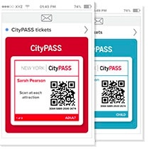 New York Mobile CityPASS