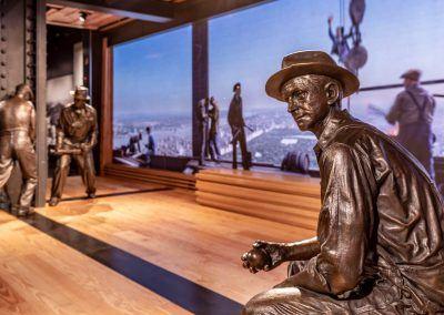 Au coeur de l'histoire de l'empire State Building