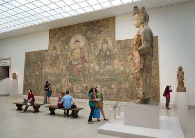MET art asiatique