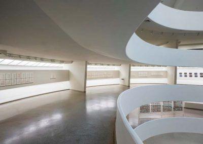 Rampe Musée Guggenheim
